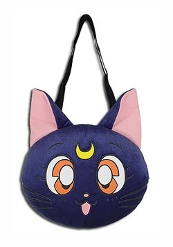 SAILOR MOON - LUNA PLUSH CROSS BODY BAG