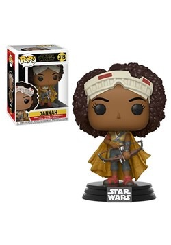 Pop! Star Wars: The Rise of the Skywalker - Jannah