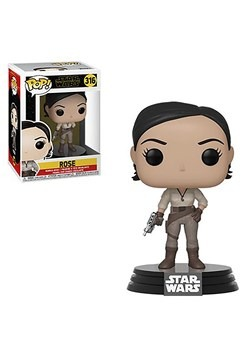 Pop! Star Wars: The Rise of the Skywalker - Rose