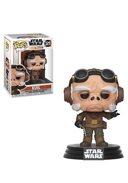 Pop! Star Wars: The Mandalorian - Kuliil