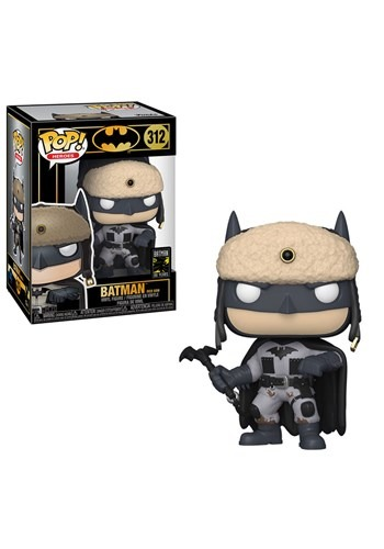 Pop! Heroes: Batman 80th - Red Son Batman