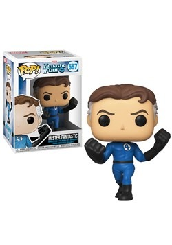 Pop! Marvel: Fantastic Four- Mister Fantastic update