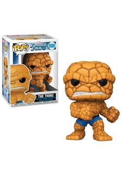 Pop! Marvel: Fantastic Four- The Thing