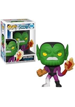 Pop! Marvel: Fantastic Four- Super-Skrull