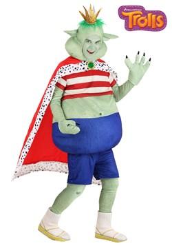 Adult Prince Gristle Trolls Costume
