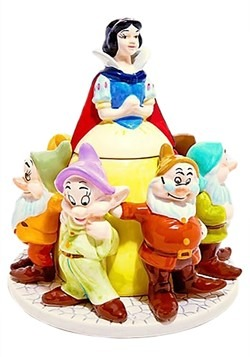 Snow White Cookie Jar