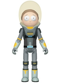 Action Figure: Rick & Morty- Space Suit Morty