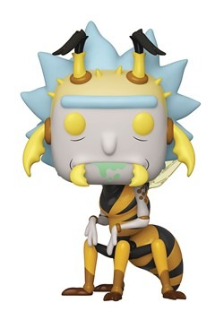 Pop! Animation: Rick & Morty- Wasp Rick