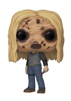 Pop! TV: Walking Dead- Alpha w/ Mask