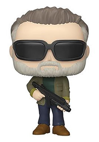 Pop! Movies: Dark Fate- T-800
