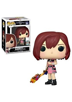 Pop! Disney: Kingdom Hearts 3 S2 - Kairi w/ Keyblade
