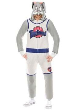 Space Jam Bugs Bunny Onesie Union Suit