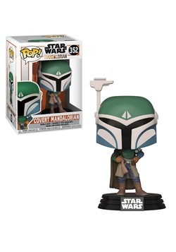 Pop! Star Wars: Mandalorian- Covert Mandalorian