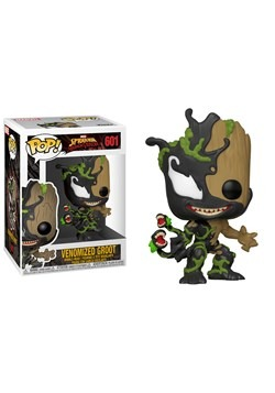Pop! Marvel: Max Venom - Groot