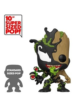 "Pop! Marvel: Max Venom - 10"" Groot Alt 1"