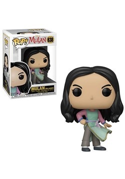 Pop! Disney: Mulan (Live) - Villager Mulan