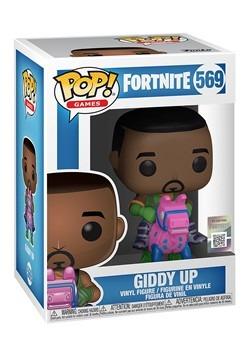 Pop! Games: Fortnite- Giddy Up Alt 1