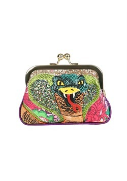 Irregular Choice Venomous Snake Coin Purse