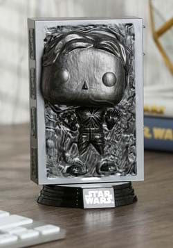POP Star Wars: Star Wars- Han in Carbonite