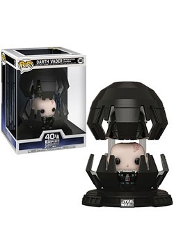 POP Deluxe: Star Wars - Darth Vader in Meditation