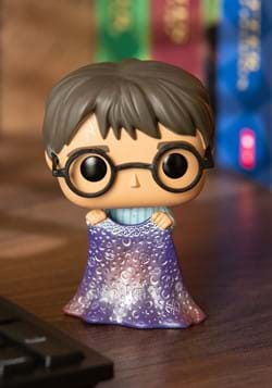 POP Harry Potter: Harry w/Invisibility Cloak