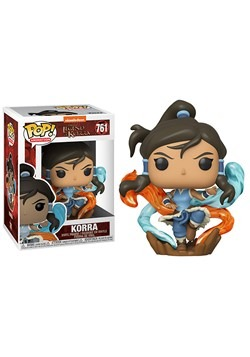 POP Animation: Legend of Korra- Korra
