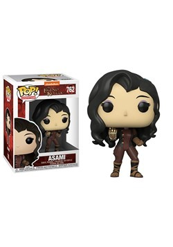 POP Animation: Legend of Korra- Asami Sato