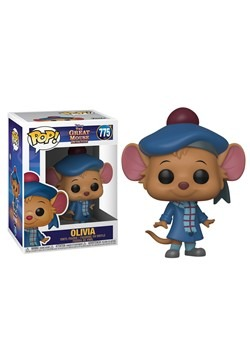 POP Disney: The Great Mouse Detective - Olivia