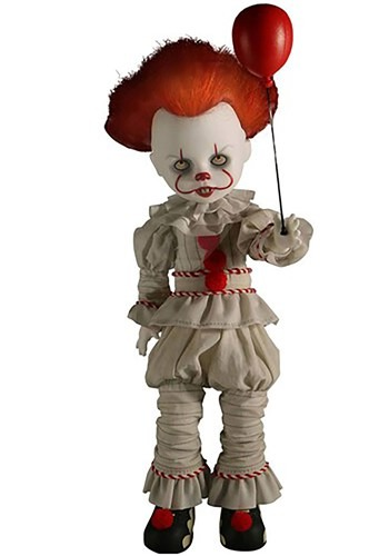 Living Dead Dolls IT: Pennywise New Version