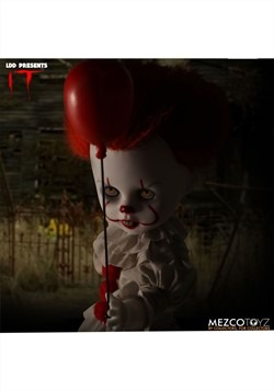 Living Dead Dolls IT: Pennywise New Version Alt 1