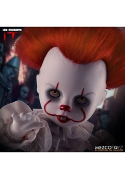 Living Dead Dolls IT: Pennywise New Version Alt 2