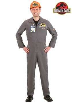 Adult Jurassic Park Employee Costume