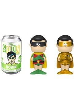 Vinyl Soda: DC - Robin w/ Chase