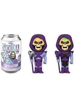 Vinyl Soda: Masters of the Universe - Skeletor w/ Chase