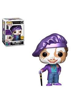 Pop! Heroes: Batman 1989 - Joker w/ Hat w/ Chase Alt 1