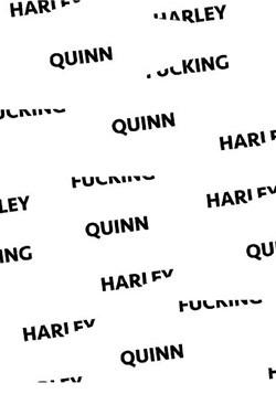 Harley Quinn Birds of Prey Cosplay Distressed Tee Alt 1