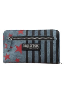 Birds of Prey Harley Quinn Caution Tape Tech Wallet Alt 4
