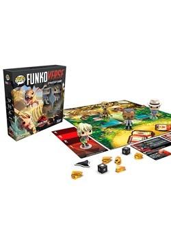 Pop! Funkoverse: Jurassic Park 100 - Strategy Game Alt 1
