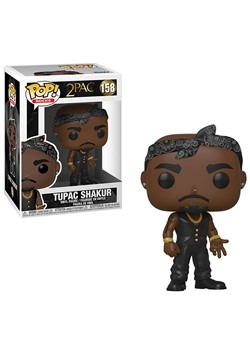 POP! Rocks: Tupac Shakur Vinyl Figure