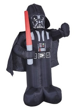Darth Vader Star Wars Inflatable Decoration