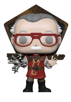 POP Icons: Stan Lee in Ragnarok Outfit