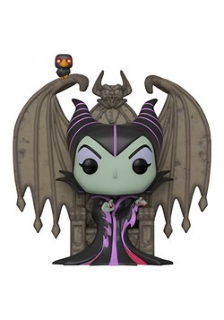 POP Deluxe: Villains- Maleficent on Throne