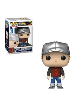 POP Movies: BTTF- Marty in Future Outfit