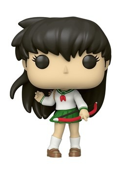 POP Animation Inuyasha Kagome Higurashi