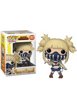 POP Animation: My Hero Academia- Himiko Toga w/Fac
