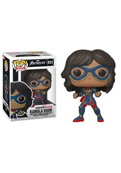 Pop! Marvel: Avengers Game - Kamala Khan (Stark Tech Suit)