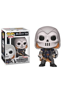 Pop Marvel Avengers Game Taskmaster