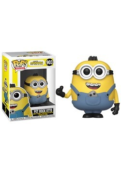 POP Movies: Minions The Rise of Gru: Pet Rock Otto