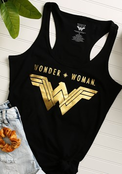 Wonder Woman Logo Tank