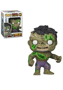 Pop! Marvel: Marvel Zombies - Hulk